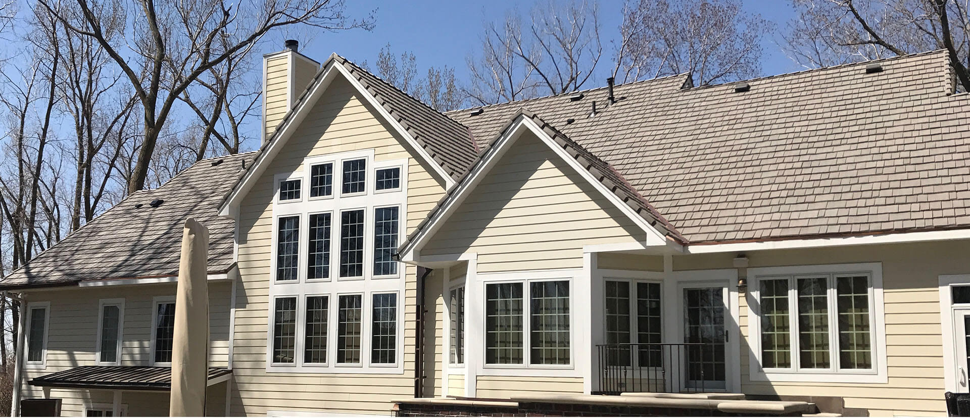 Full Exterior Siding Restoration